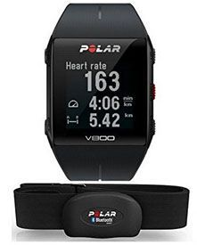 Comprar pulsometro Polar V800 Black HR