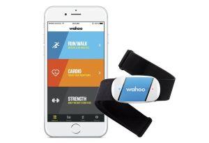 wahoo fitness pulsómetro bluetooth