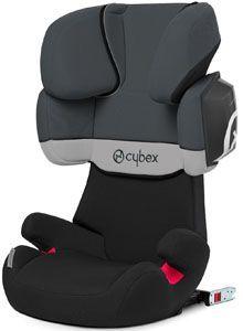 silla de coche grupo 2 3 Cybex Solution X2 Fix