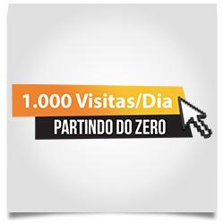1.000 Visitas por Dia Partindo do Zero
