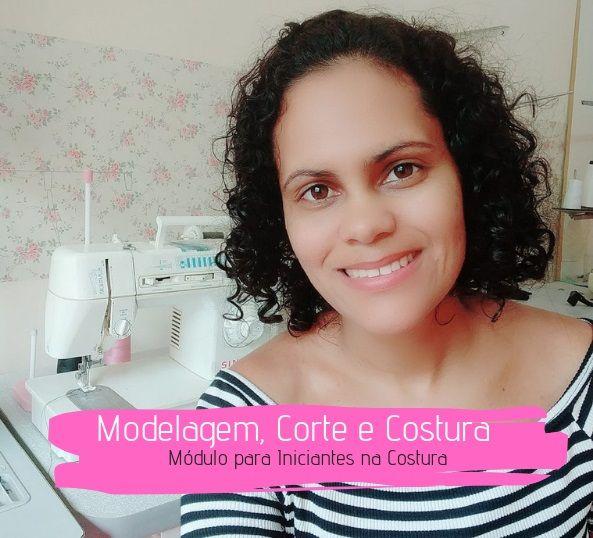 Curso de Modelagem, Corte e Costura