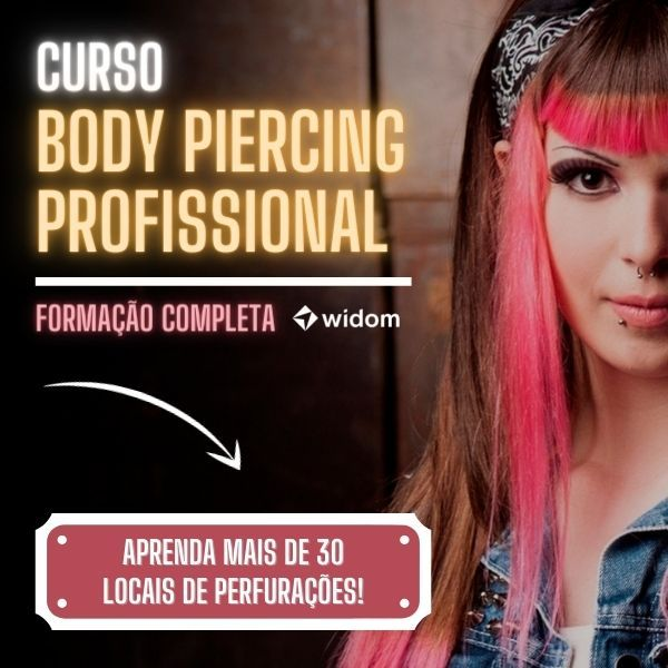Curso de Body Piercing Profissional