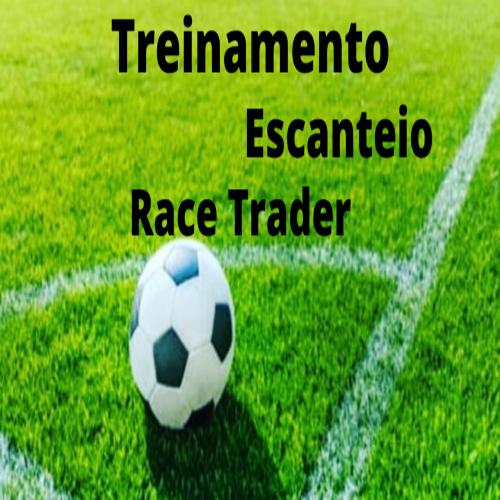 Race Trader Treinamento escanteio