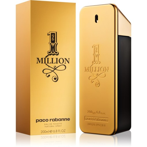 <strong>1 Million de Paco Rabanne</strong>es una fragancia casual elaborada con seductoras esencias orientales, el perfume que marca el retorno de una desenvuelta seducción masculina. Paco Rabanne - 1 Million