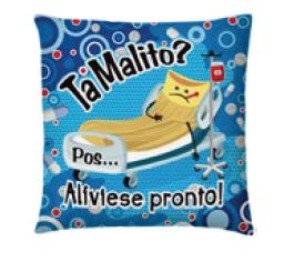 """<b>Cojín Ta malito </b>  <b>""""Little detail""""</b>  <b>suave,cómodo y fresco</b>  <b>Tamaño 47 x 47 cm</b>  <b>PRECIO ESPECIAL A MAYORISTAS</b>  <b>mayoreo@comprastodo.com</b>  <b>SOMOS FABRICANTES</b> Cojín Tamalito"""