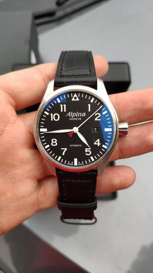 Alpina Geneve reloj para caballero 1883