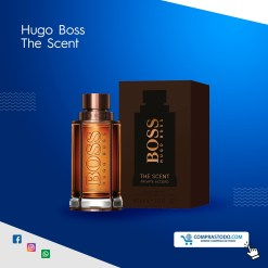 Perfume hugo boos the scent