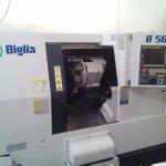 Makinate | Tornio motorizzato Biglia B565 M usato 1