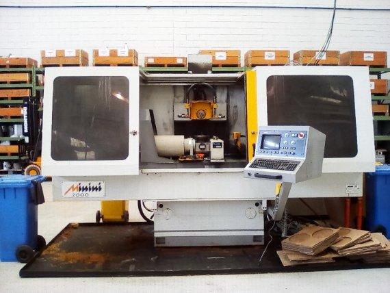 Makinate | Rettifica tangenziale MININI JUNIOR 90 CNC M2000 usata