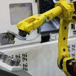 Cobot in fabbrica