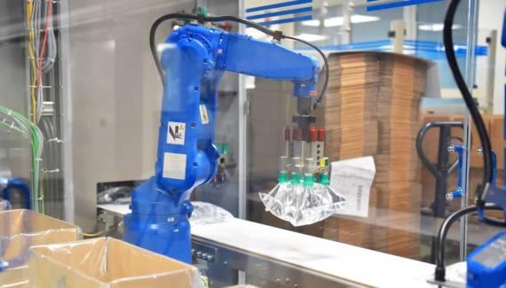 Robot farmaceutico