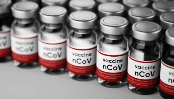 Flaconi in vetro borosilicato contenenti vaccini