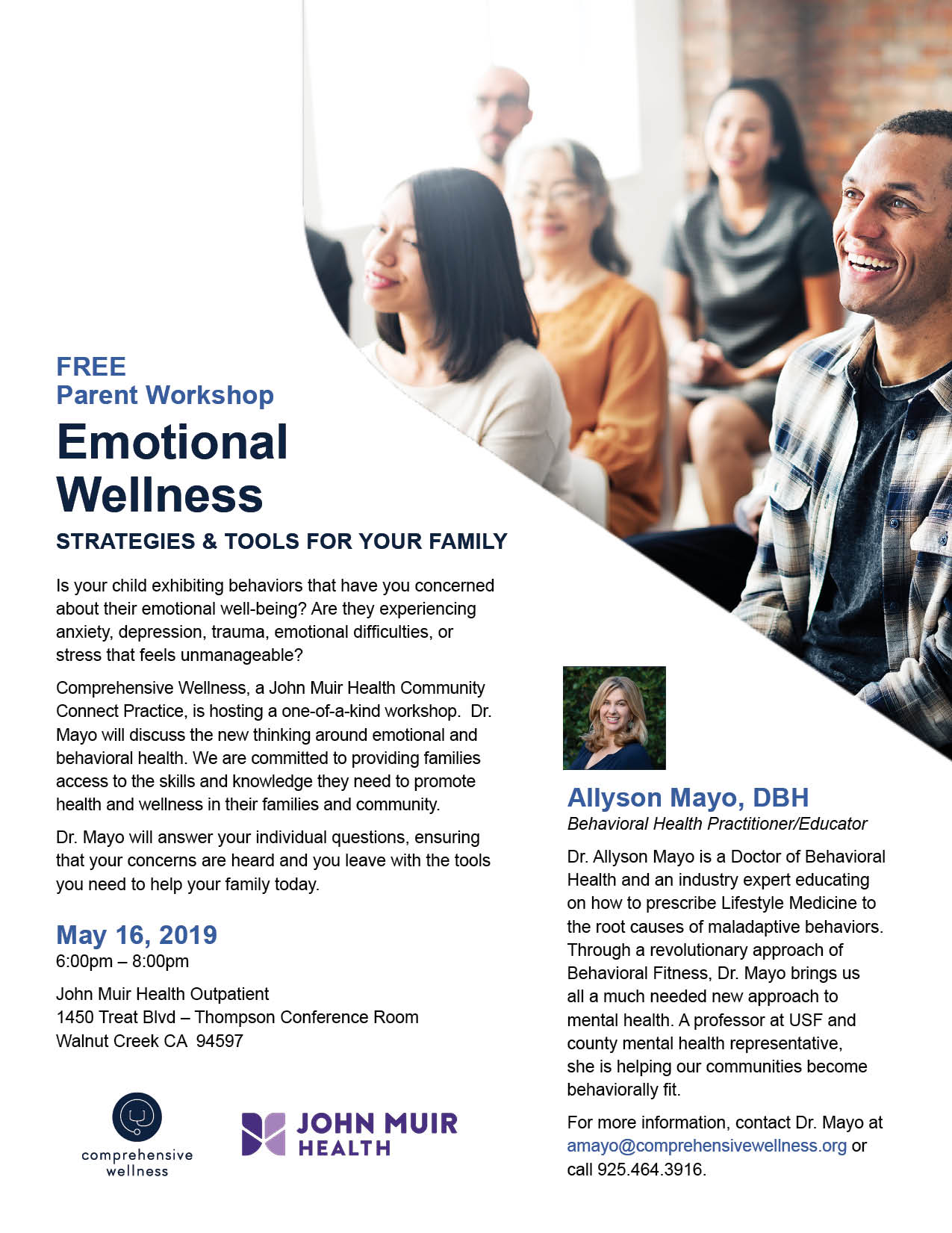 Emotional Wellness Workshop