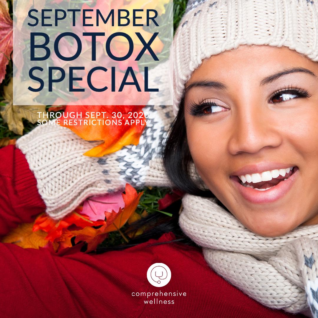 September Botox Special