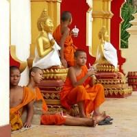 Les trois Joyaux du Bouddhisme