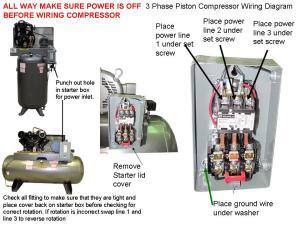 Kobalt 80 Gallon Air Compressor Wiring Diagram  Wiring