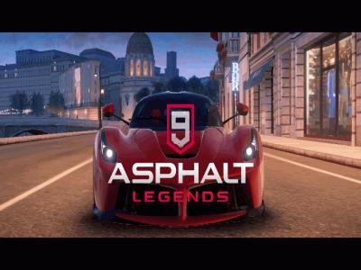 download asphalt 9 apk for pc