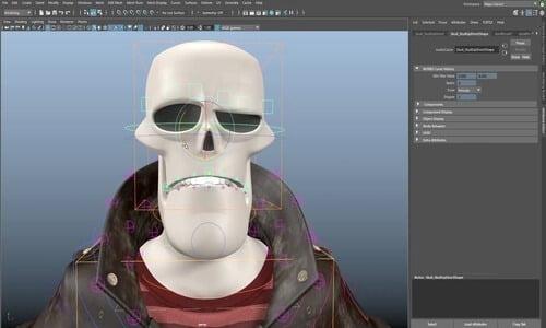 autodesk maya 2018