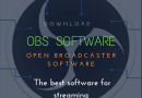 obs studio download