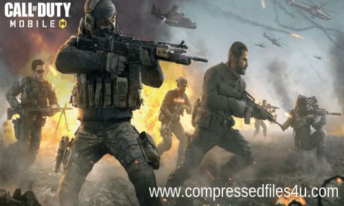 download call of duty mobile apk beta