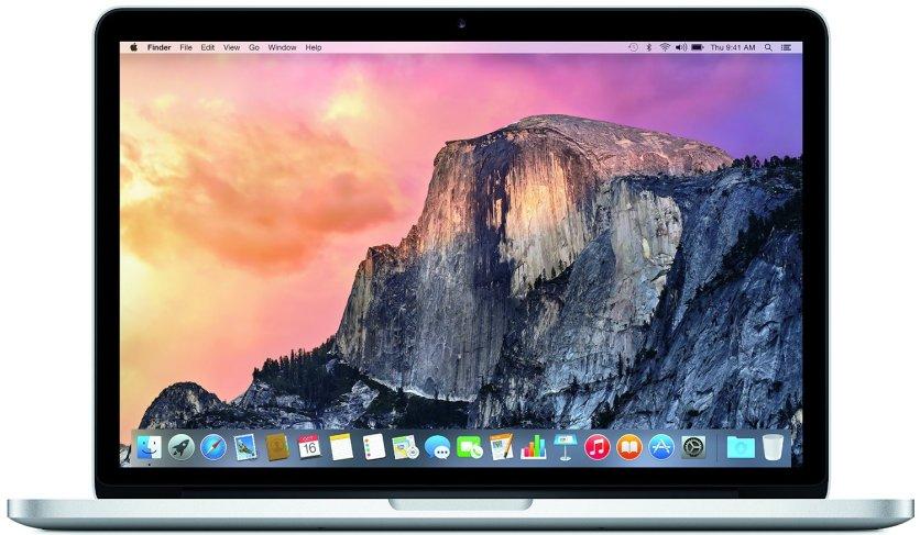 Apple Macbook pro 15.4-inch Laptop with Retina Display