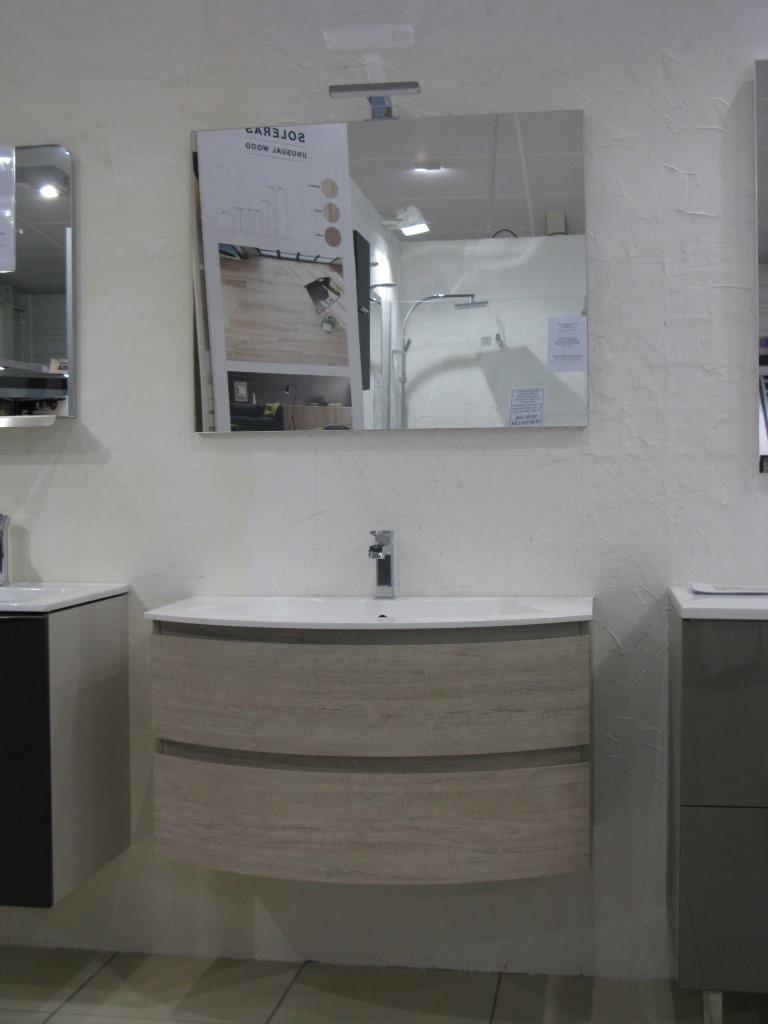 meuble salle de bains italien circle cir93 u