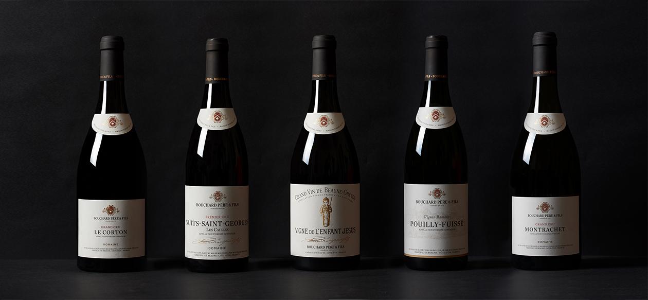 achat vin bouchard bourgogne