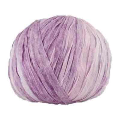 Trapillo Paper violet multicolore ultra léger Comptoir du Fil