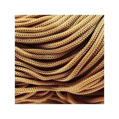 Cordon Swan Thai - Corde Thailandaise - Fil de 2mm - Or - tricot - crochet - sacs