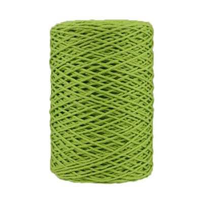 Coton bitord - Barbante - Fil de coton - Vert anis