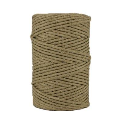 Cordon - corde - coton peigné- fil de 4mm - ficelle - macramé - crochet - tricot - tissage