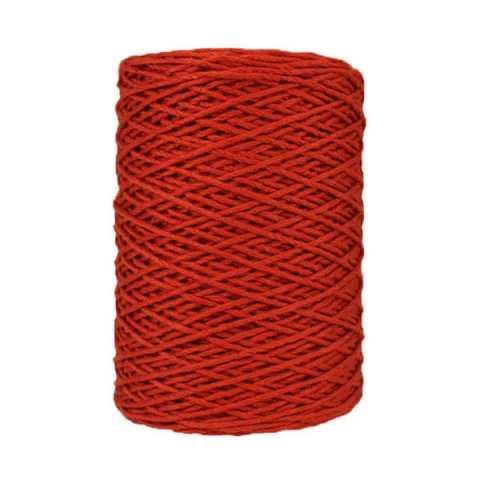 Coton bitord (barbante) - 2 mm - Paprika