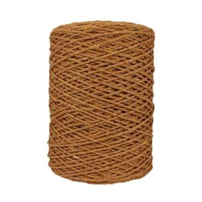 Coton bitord (barbante) - 2 mm - Havane