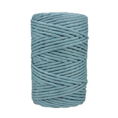 Coton-peigné-bleu-cendré