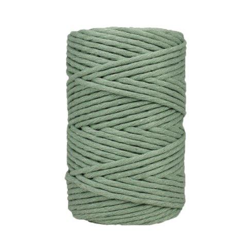Coton-peigné-vert-lichen