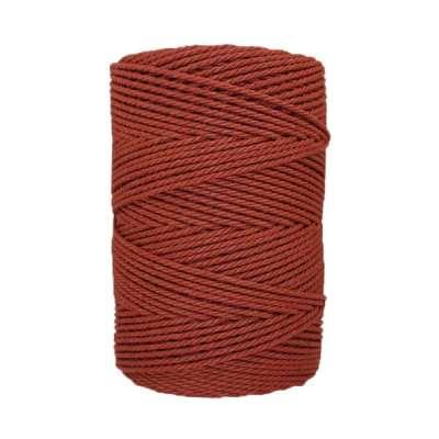 corde-macramé-bobine-rouge-brique