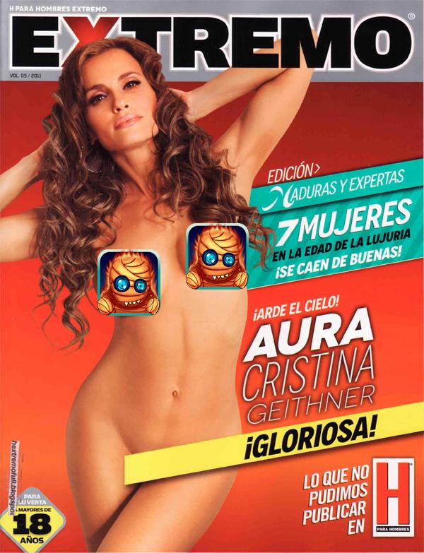 Aura Cristina Geithner H Extremo (Repost)