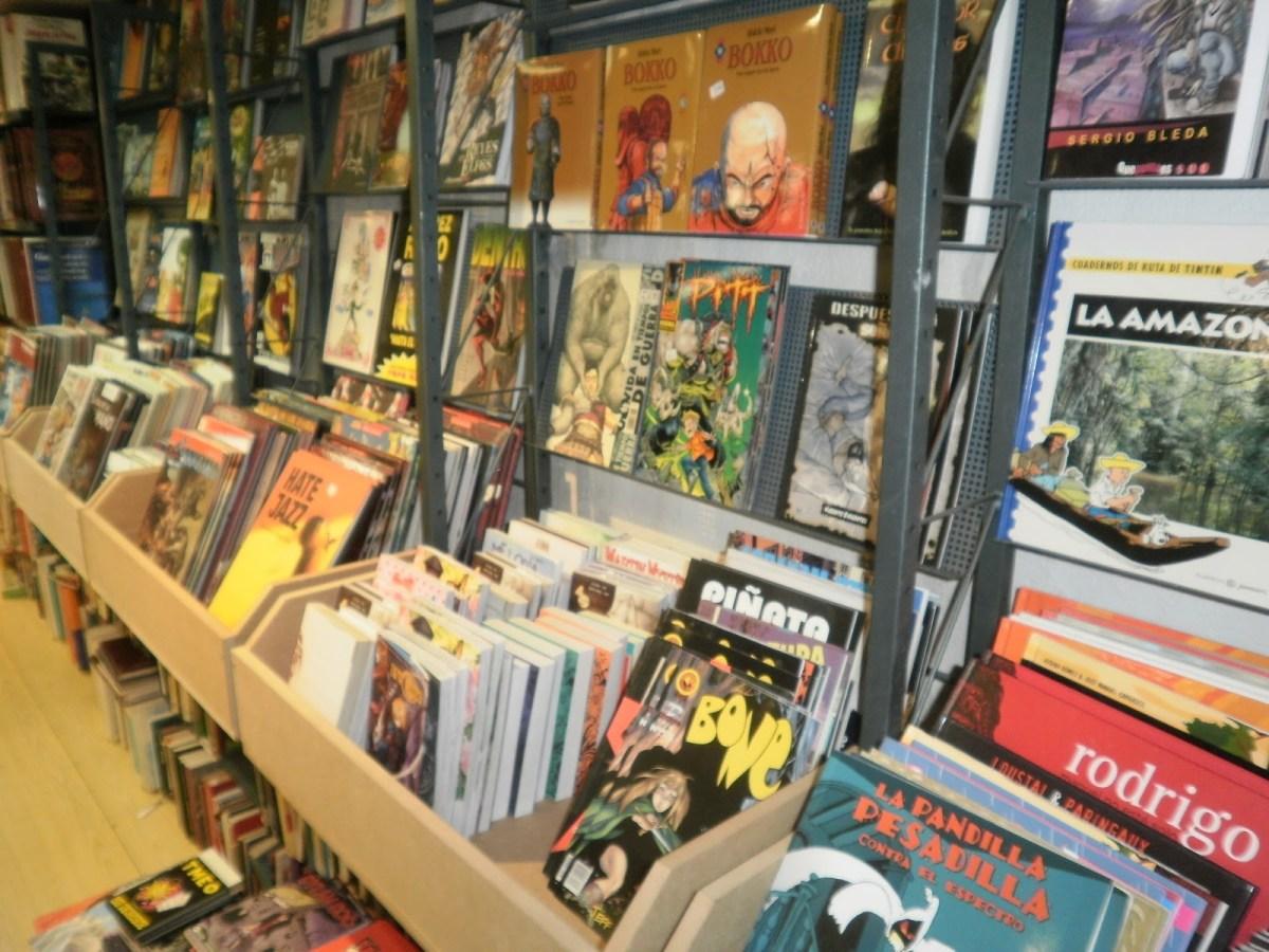 Formas de comprar cómics baratos y no morir en el intento
