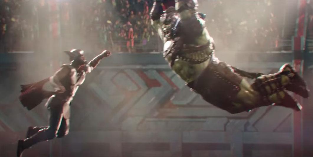 Thor 3: Ragnarok - Trailer 1 Subtitulado Español Latino 2017