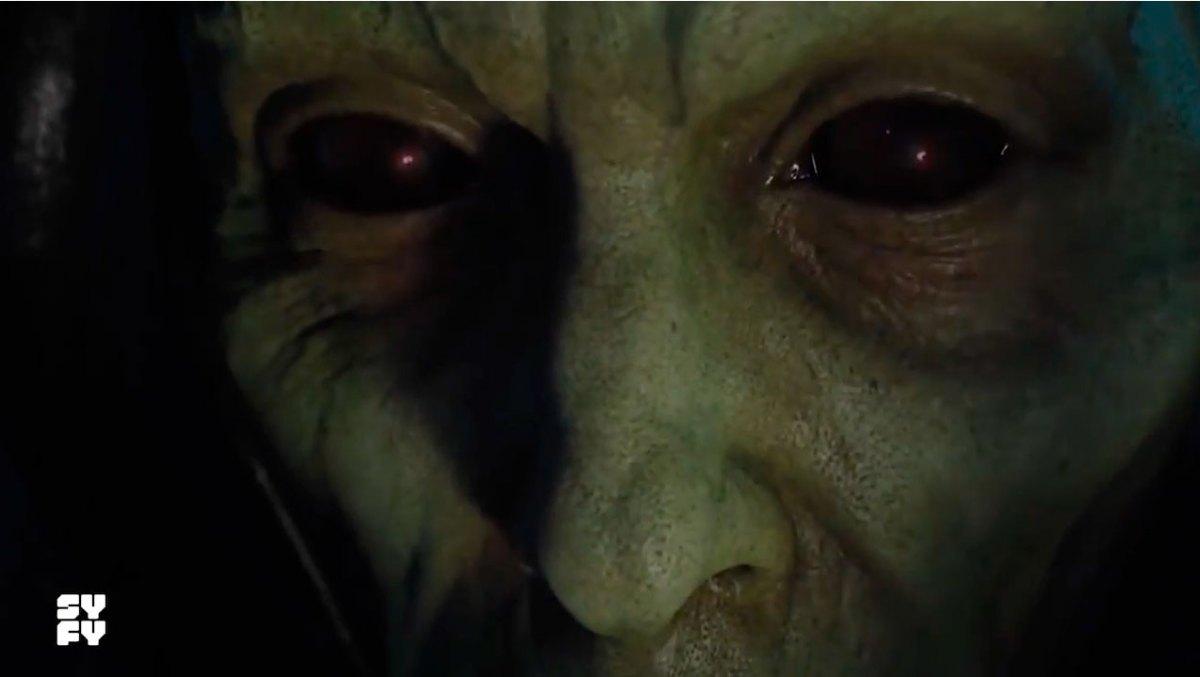 """Brainiac en el nuevo trailer de """"Krypton"""""""