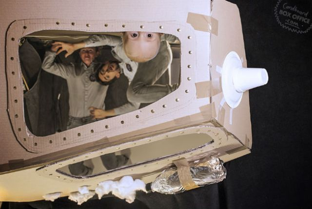 Apollo 13 Cardboard Box Office