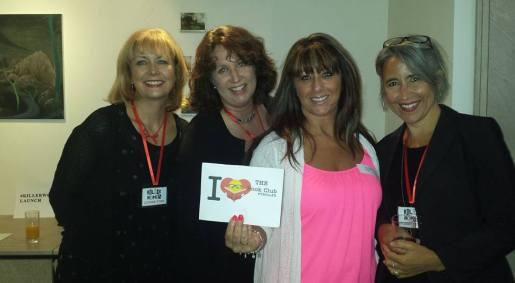Louise Voss, Helen Smith & Tammy Cohen