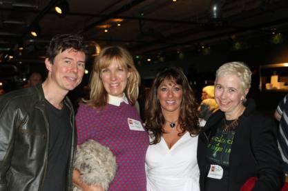 Daniel Pembrey, Claire Seeber & Helen Cadbury
