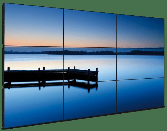 Compunetwork Video Comunicación digital Wall