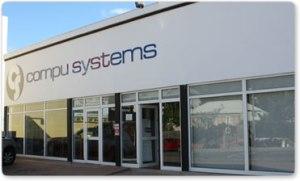 Le magasin Compu Systems Nouméa