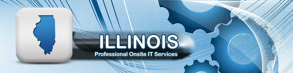 Professional Onsite Computer Repair, Network, and Data Cabling Services Illinois IL