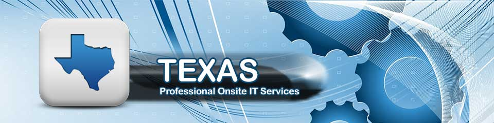 Professional Local Onsite Computer Repair, Network, Voice and Data Cabling Services in Texas