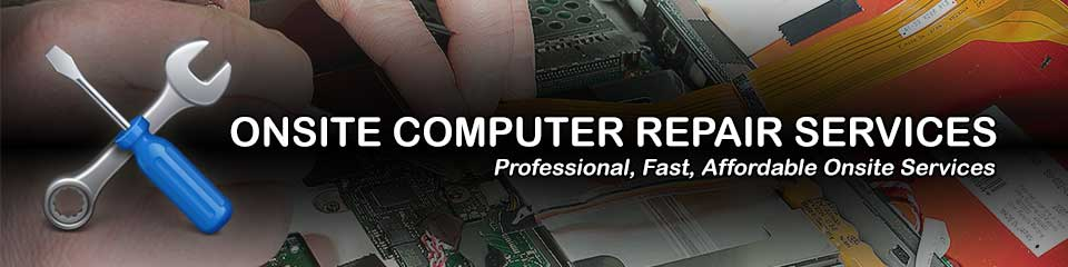 West Virginia Onsite PC Repair, Network, Voice and Data Cabling Services