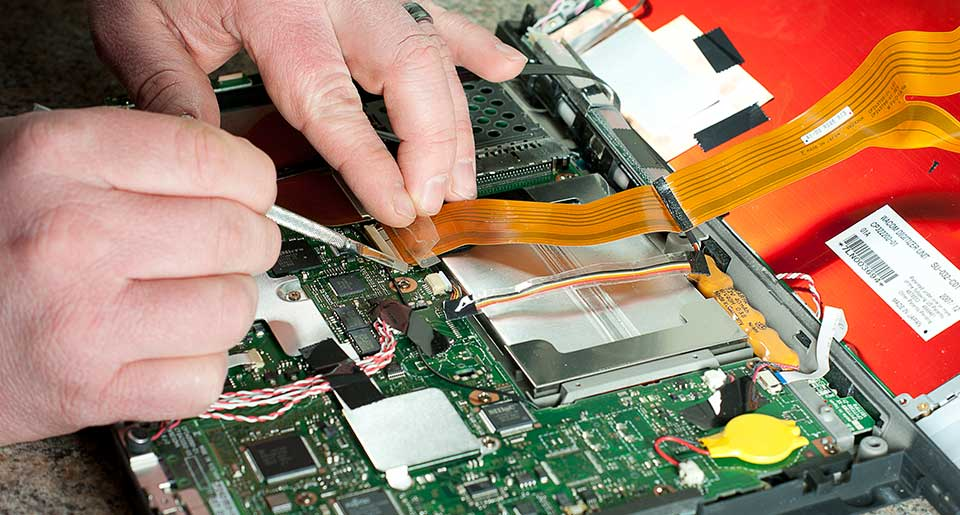 Dayton OH Onsite PC & Printer Repair, Networking, Voice & Data Cabling Solutions