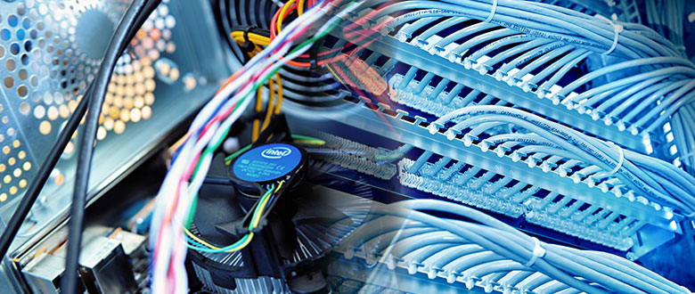 North Richland Hills Texas On Site Computer PC & Printer Repairs, Networking, Telecom & Data Low Voltage Cabling Services